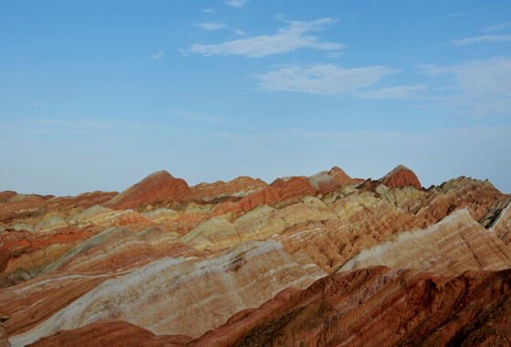 Photography Tour to Zhangye Danxia Landform