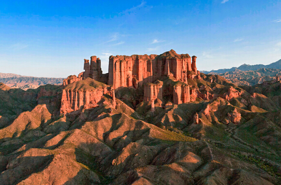 Zhangye Danxia Tours from Lanzhou
