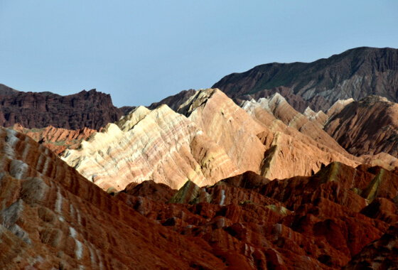 Zhangye Essence & Danxia Mountains Tours