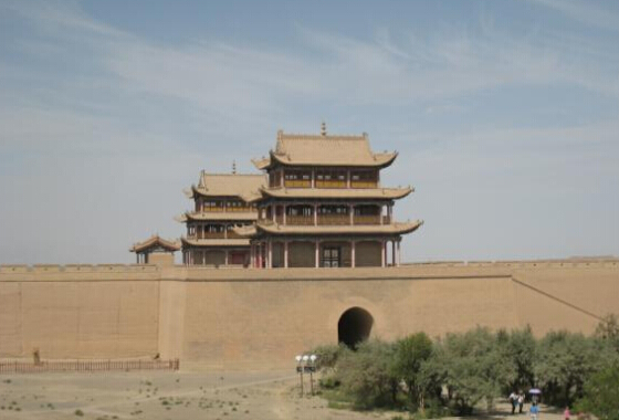 Gansu Highlights Tour