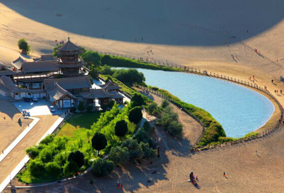 Top Destinations for Gansu Tours
