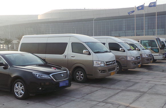 Zhangye Pick-up and Transfers