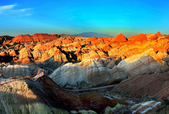 Zhangye Danxia Landform Day Tours